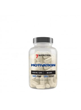 7NUTRITION Motivation 96cap