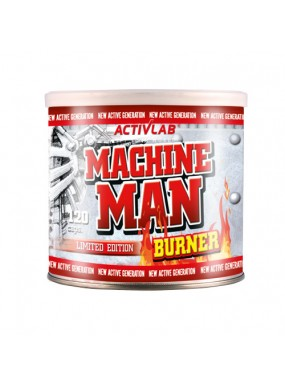 ACTIVLAB Machine Man Burner 120cap