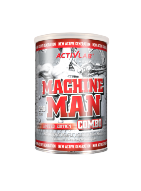 ACTIVLAB Machine Man Combo 240cap