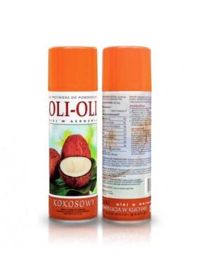 OLI-OLI Olej Kokosowy Spray 141g